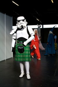 Highlander Stormtrooper - There can only be one